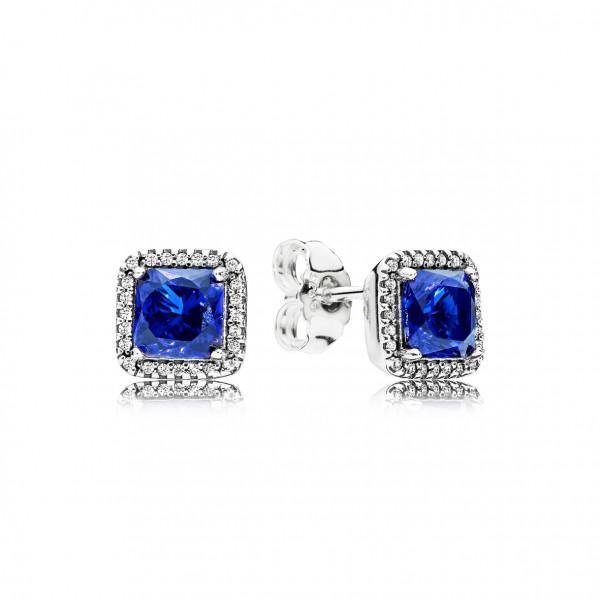 PANDORA Blue Timeless Elegance Korvakorut