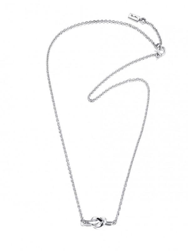 EFVA ATTLING Love Knot 42/45cm Kaulakoru