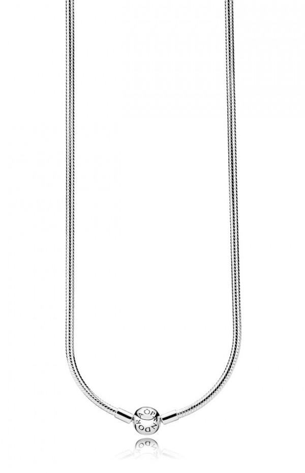 PANDORA Moments Silver Necklace