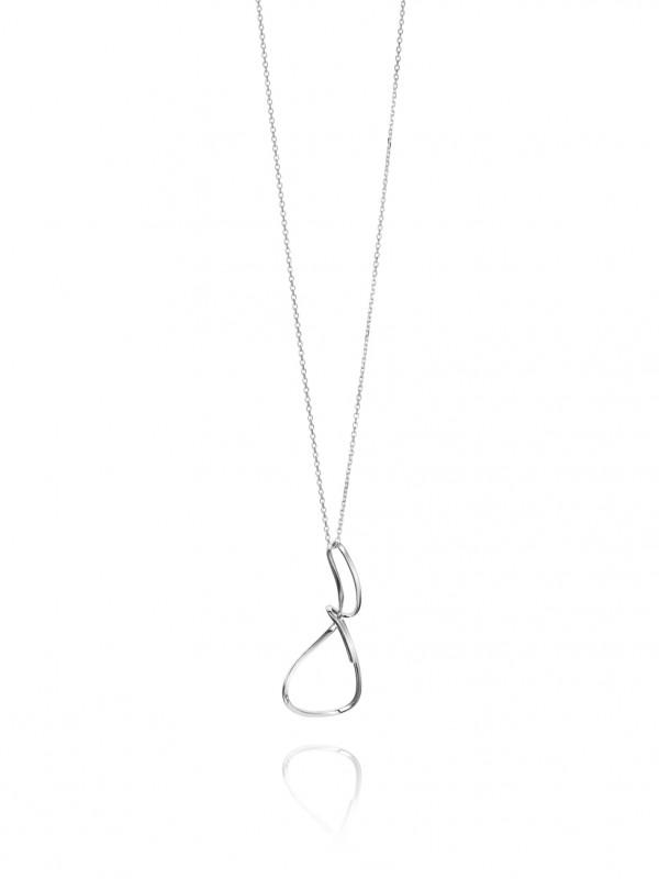 EFVA ATTLING Twisting Pendant 80cm Kaulakoru