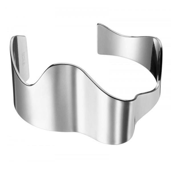 KALEVALA Vetovoima kapea rannekoru hopeaa (60) 257018060