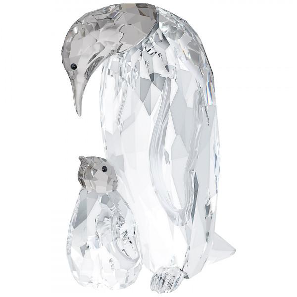SWAROVSKI Pingviini äiti ja lapsi 5043728