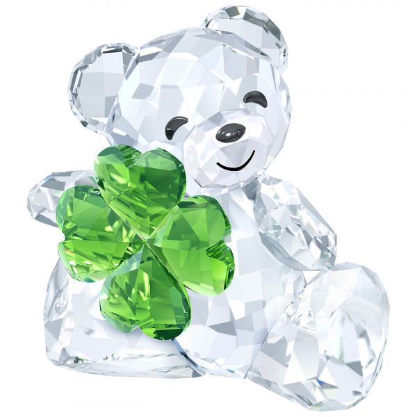 SWAROVSKI kristalliesine Kris Bear - Good Luck 5063321