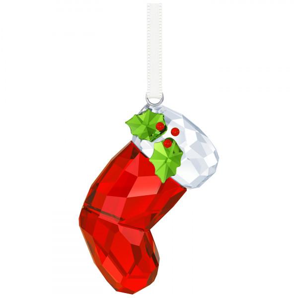 SWAROVSKI joulukoriste Santa's Stocking 5223614