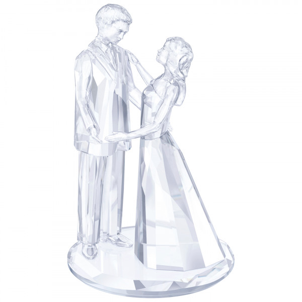 SWAROVSKI kristalliesine Love Couple 5264503