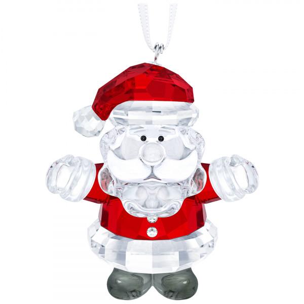 SWAROVSKI joulukuusen koriste Joulupukki 5286070