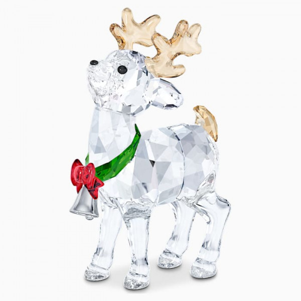 SWAROVSKI Sants's Reindeer kristalliesine 5532575
