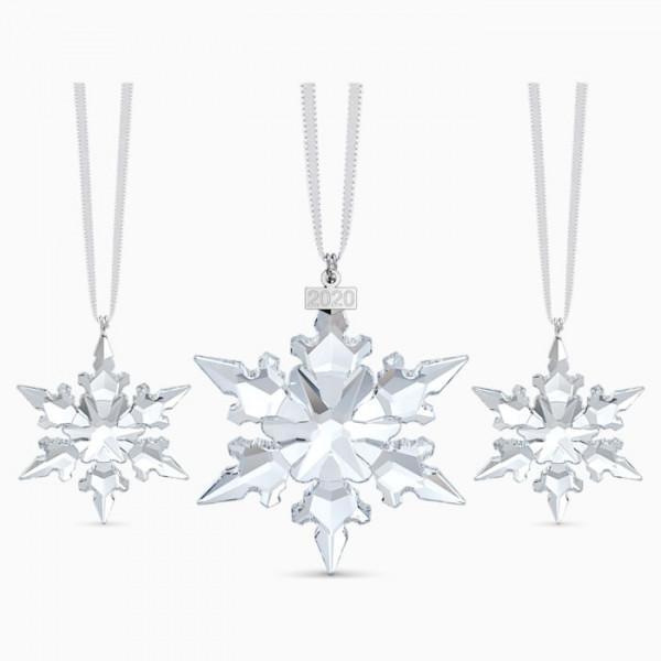 SWAROVSKI Annual Edition ornament set 2020 5489234