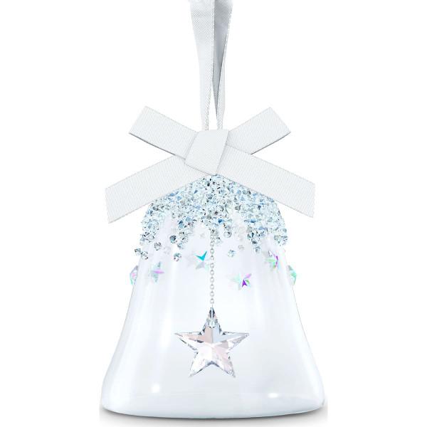 Swarovski Bell Ornament, Star, small 5545500