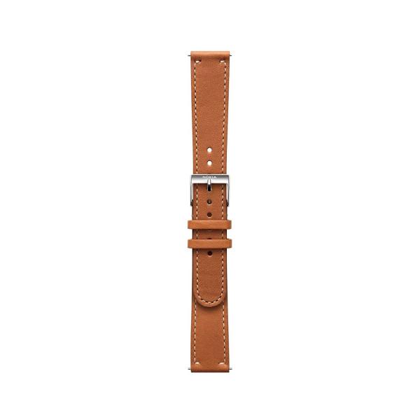 NOKIA nahkaranneke ruskea 18mmm 550032