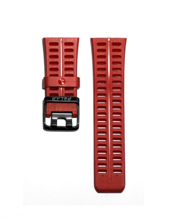 POLAR V800 ranneke punainen