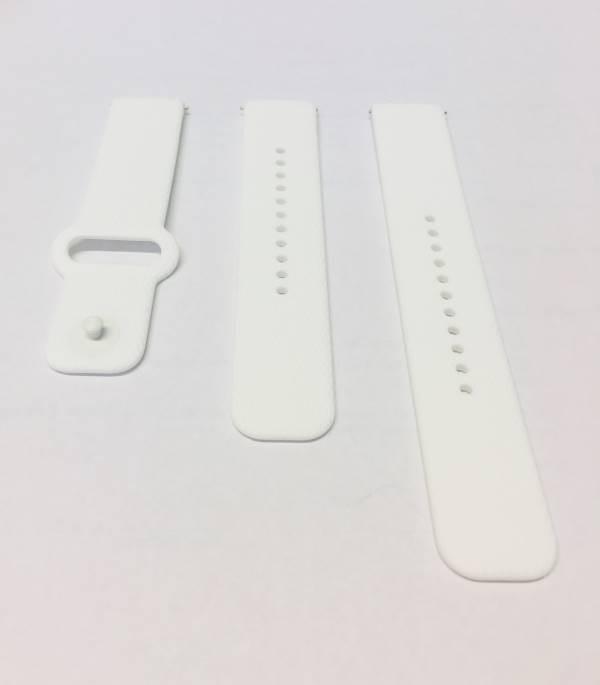 POLAR Unite/Ignite valkoinen silikoniranneke