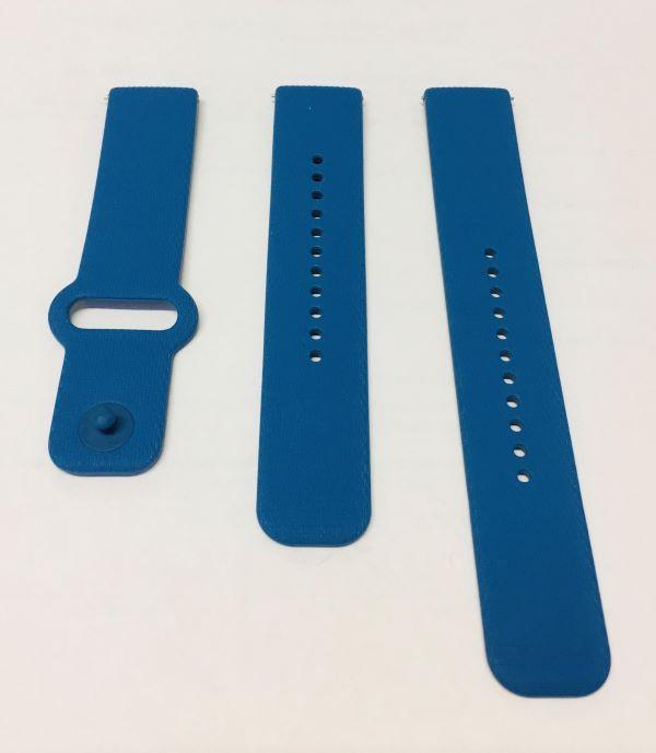 POLAR Unite/Ignite sininen silikoniranneke