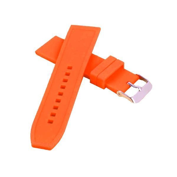 KARU Silikoniranneke oranssi 18-24MM