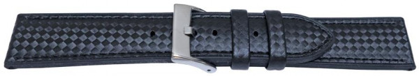PYRY musta silikoniranneke 20-24mm