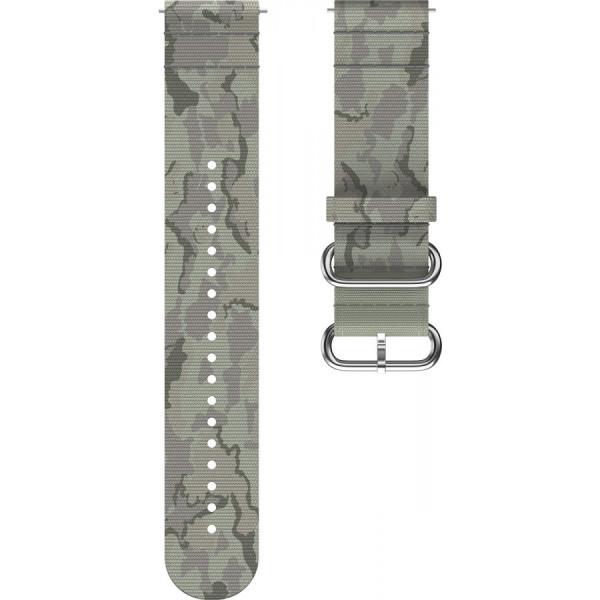 POLAR Grit X tundran vihreä tekstiiliranneke 22mm 91081740