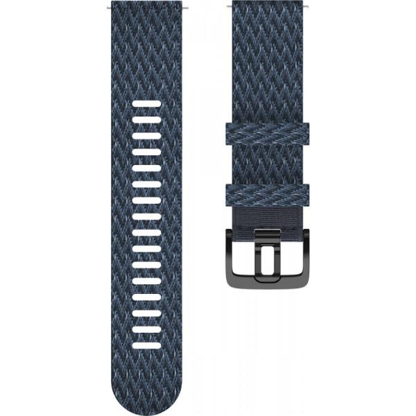 POLAR Grit X sininen 22mm tekstiiliranneke 91081741