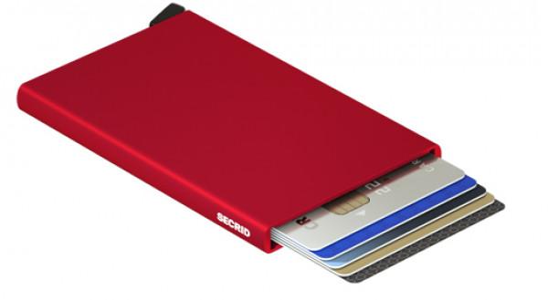 SECRID Cardprotector Red lompakko