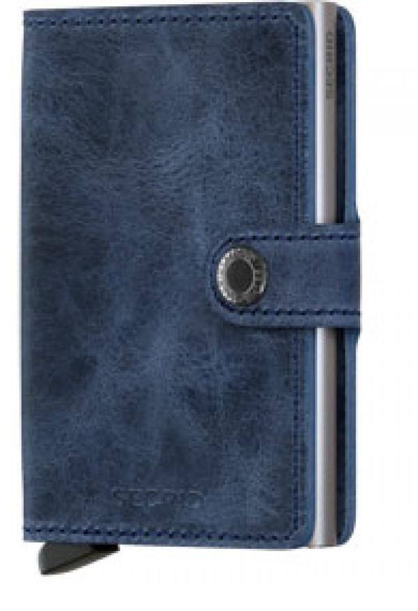 SECRID Miniwallet Vintage Blue lompakko