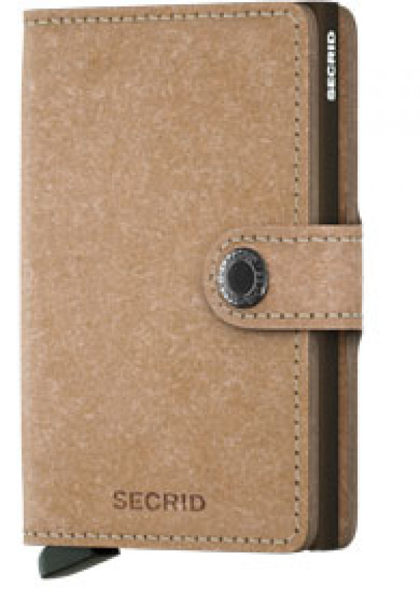 SECRID Miniwallet Recycled Natural lompakko