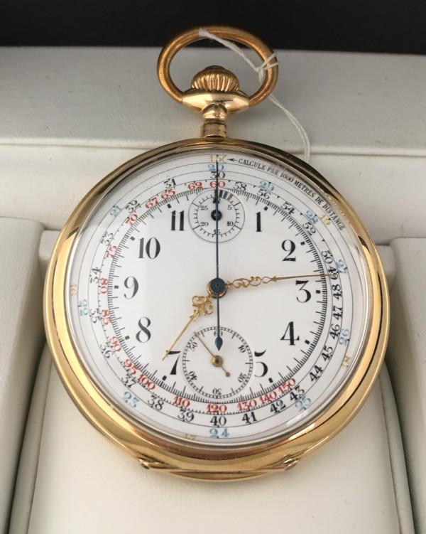 Taskukello Vintage kultaa